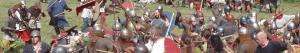 SCA Battle Scene